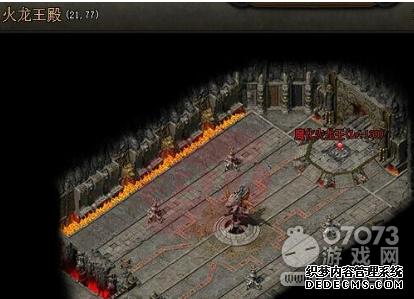 屠龙战记火龙王殿走法是什么 如何进入